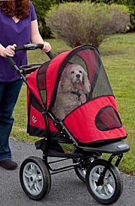 A look at the AT3 Generation II All Terrain Pet Stroller