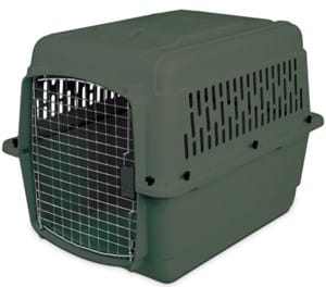 Aspen Pet Pet Porter Plastic Kennel Camp