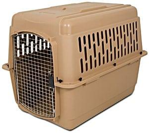 Aspen Pet Pet Porter Plastic Kennel pueblo