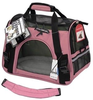 A review of the OxGord Pet Carrier