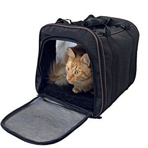 Pawfect Soft Sided Travel Pet Carrier