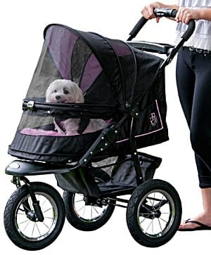pros and cons of the Pet Gear NV Pet Stroller