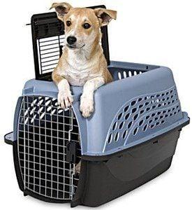 Petmate Two Door Top Load Pet Kennel Review