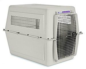Petmate Vari-Kennel Plastic Dog Crate Review