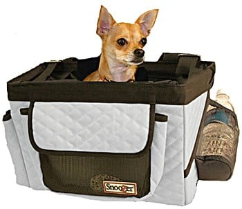 Snoozer Bicycle Pet Basket Review
