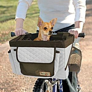 Snoozer Bicycle Pet Basket