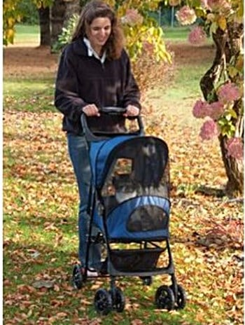 Pet Gear Happy Trails Pet Stroller review