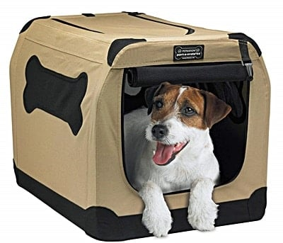 Review of the Petnation Port-A-Crate Indoor and Outdoor Home for Pets