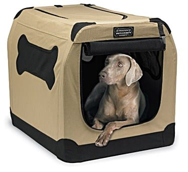 Petnation Port-A-Crate E2 Pet Home