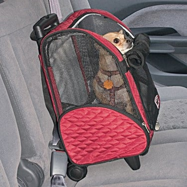 Snoozer Wheel Around Pet Carrier