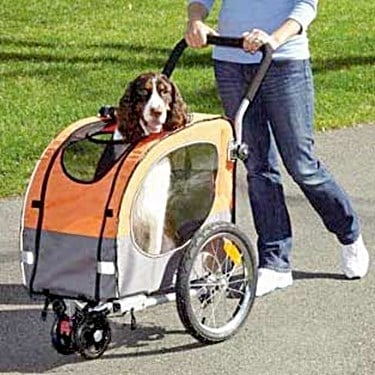 Best Dog Strollers for Medium Dogs
