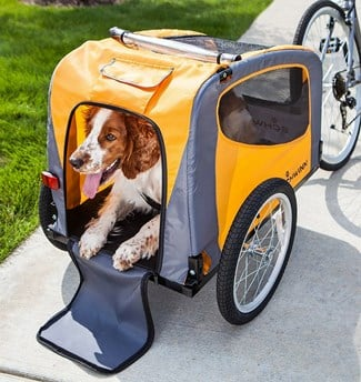 Schwinn Rascal Pet Trailer Review