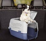 Pet Carrier with Top Opening Door