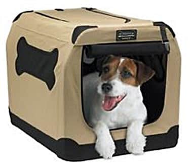 A Guide To Buying Soft Sided Dog Crates