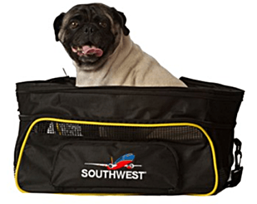 Southwest Airlines Pet Carrier