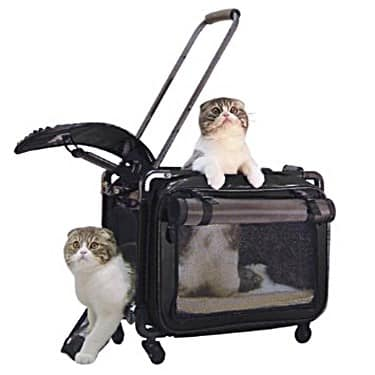 Best Cat Carrier on Wheels