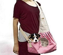 What's the Best Over the Shoulder Pet Carrier?