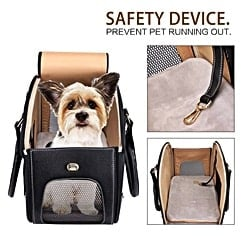 PetsHome Dog Carrier Purse Review