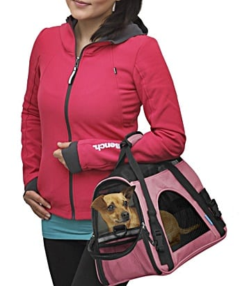 Paws and Pals Soft Sided Pet Carrier