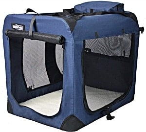 Review of the EliteField 3-Door Folding Soft Dog Crate