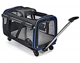 Youthink Pet Wheels Carrier Review