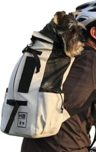 K9 Sport Sack AIR Dog Backpack