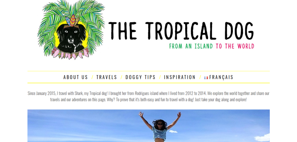 The Tropical Dog Blog
