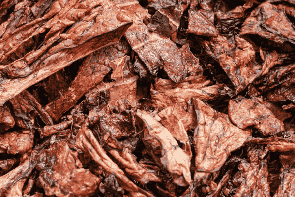 Dried Beef Lung Can be Used as a Treat